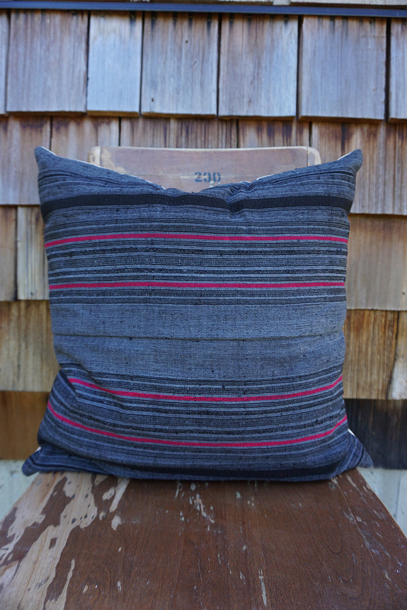 Evan - Hmong Textile Pillow