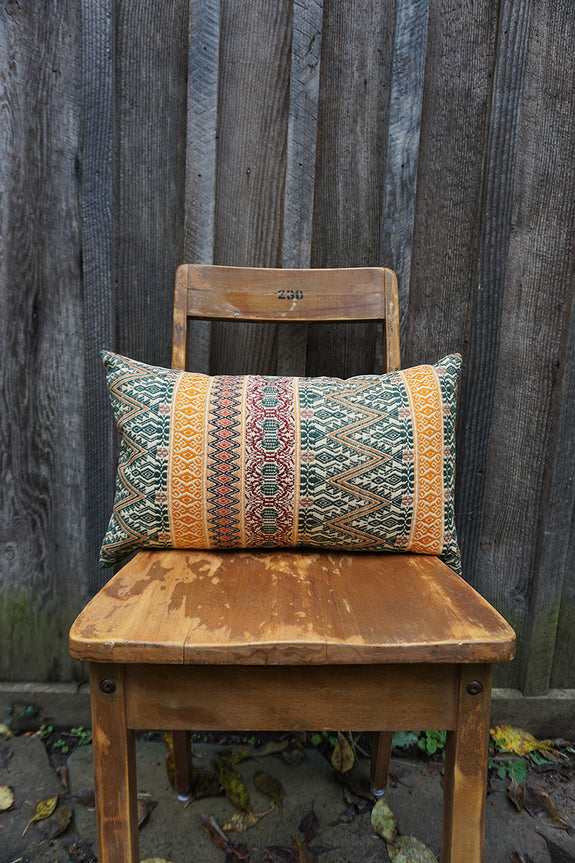 Kinsley - Oaxacan Textile Pillow