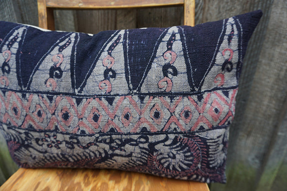 Anya - Indonesian Batik Pillow