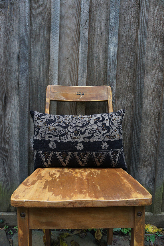 Kimberly - Indonesian Batik Pillow