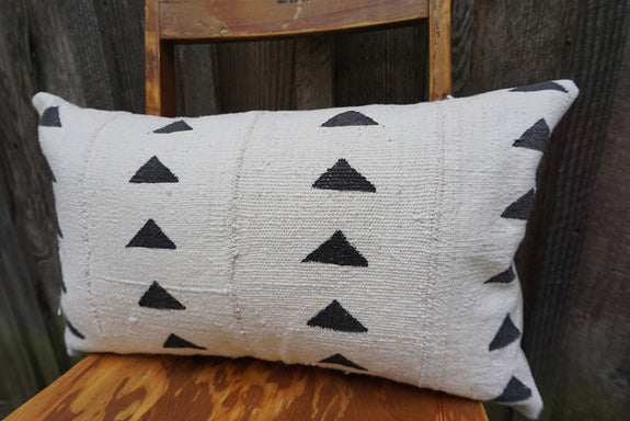 Kendall - African Mudcloth Pillow