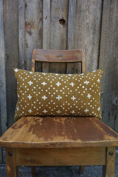 Bree - African Mudcloth Pillow