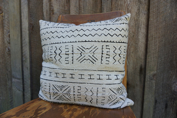 Thea - African Mudcloth Pillow