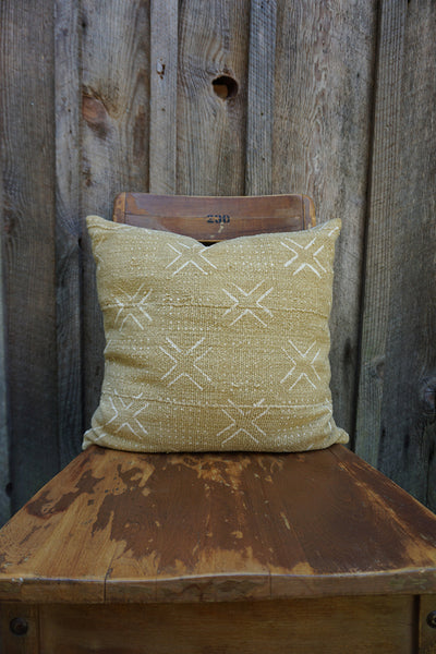 Maisie - African Mudcloth Pillow