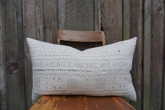 Mabel - African Mudcloth Pillow