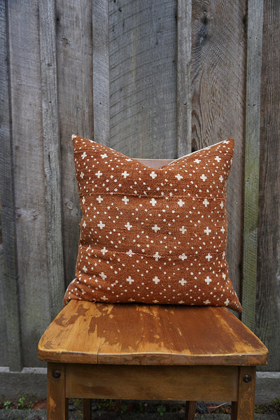 Cordelia - African Mudcloth Pillow