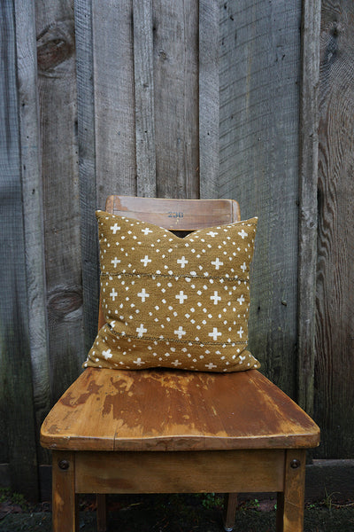 Molly - African Mudcloth Pillow