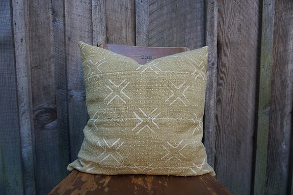 Brianna - African Mudcloth Pillow