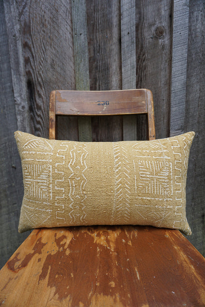 Posie - African Mudcloth Pillow