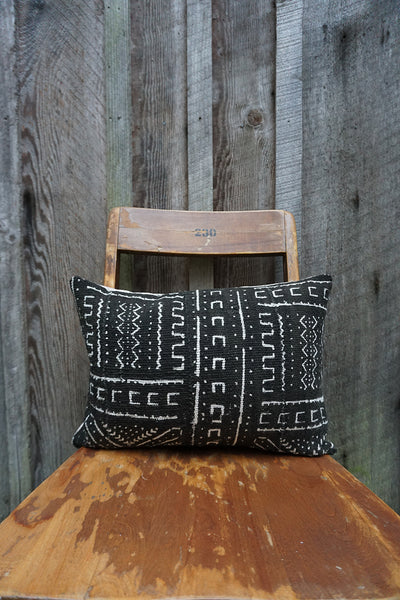 Rylee - African Mudcloth Pillow