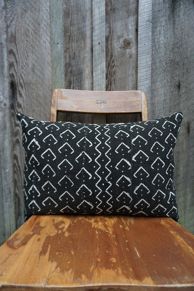 Dale - African Mudcloth Pillow
