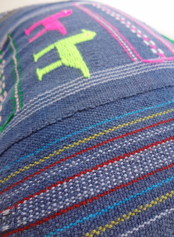 Foster - Latin American Textile Pillow