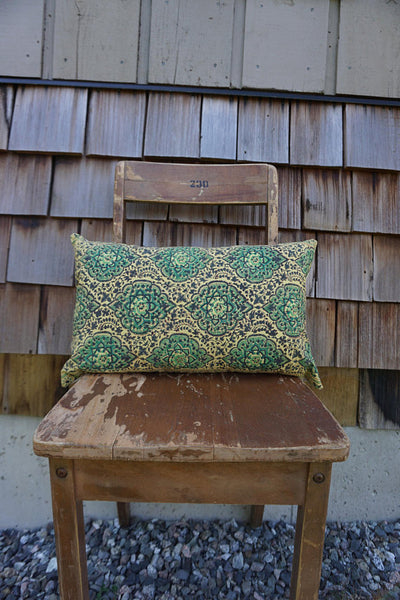 Marina - Indian Blockprint Pillow