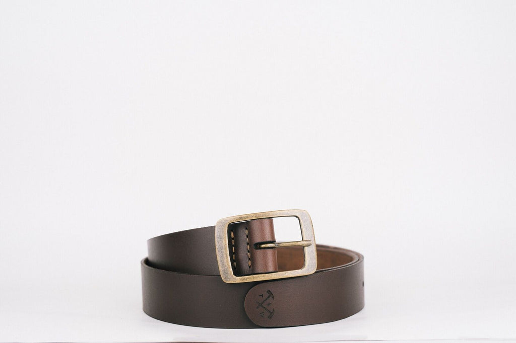 The Ol' Faithful - Ethical Leather Belt