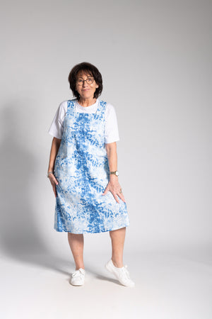 The Linen Cloud Dress