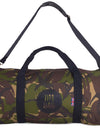 Camo Holdall Bag