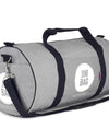 Grey Holdall Bag