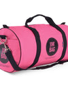 Pink Holdall Bag