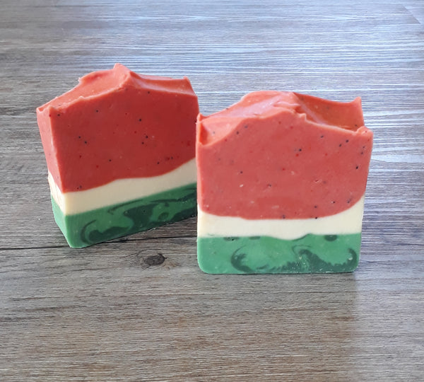Watermelon soap 140g