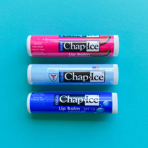 + Chap Ice Lip Balm, Single