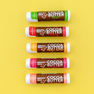 + Cocoa Butter Lip Balm