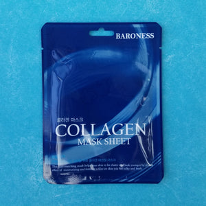 Collagen Sheet Mask