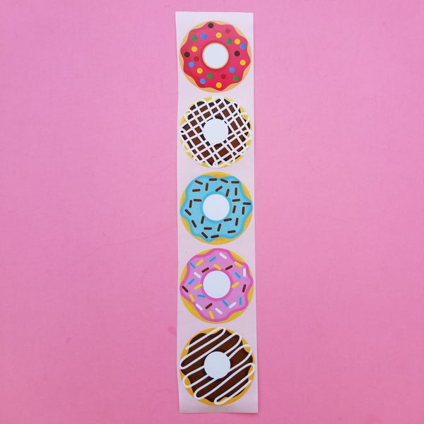 Donut Sticker Sheet