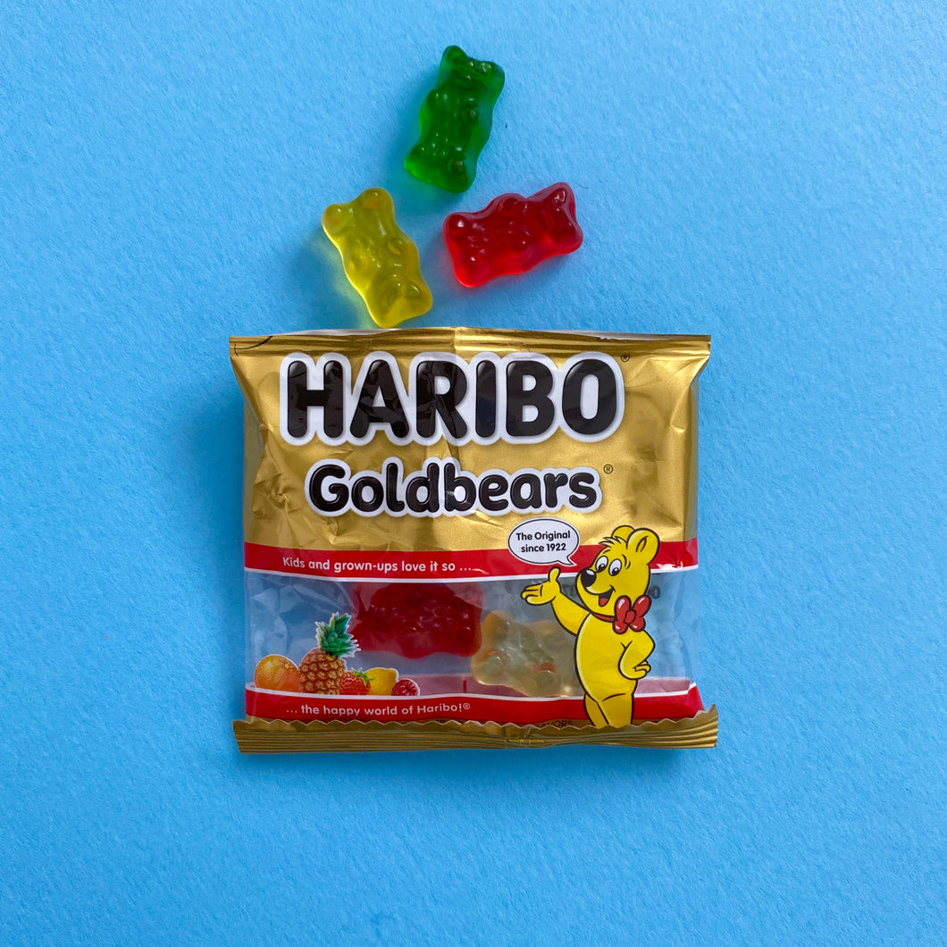+ Mini Gummy Bear Pack