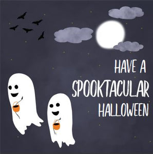 Have a Spooktacular Halloween