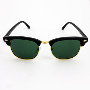 Gold Lined Sunglasses