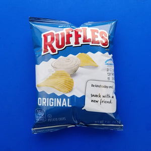 + Ruffles Original Chips