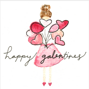 Happy Galentines