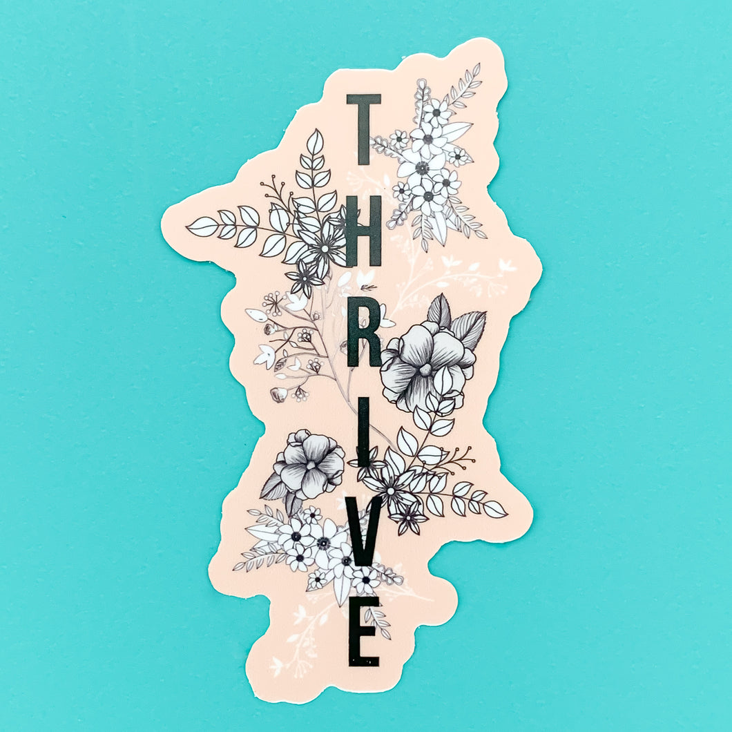 + Thrive Sticker