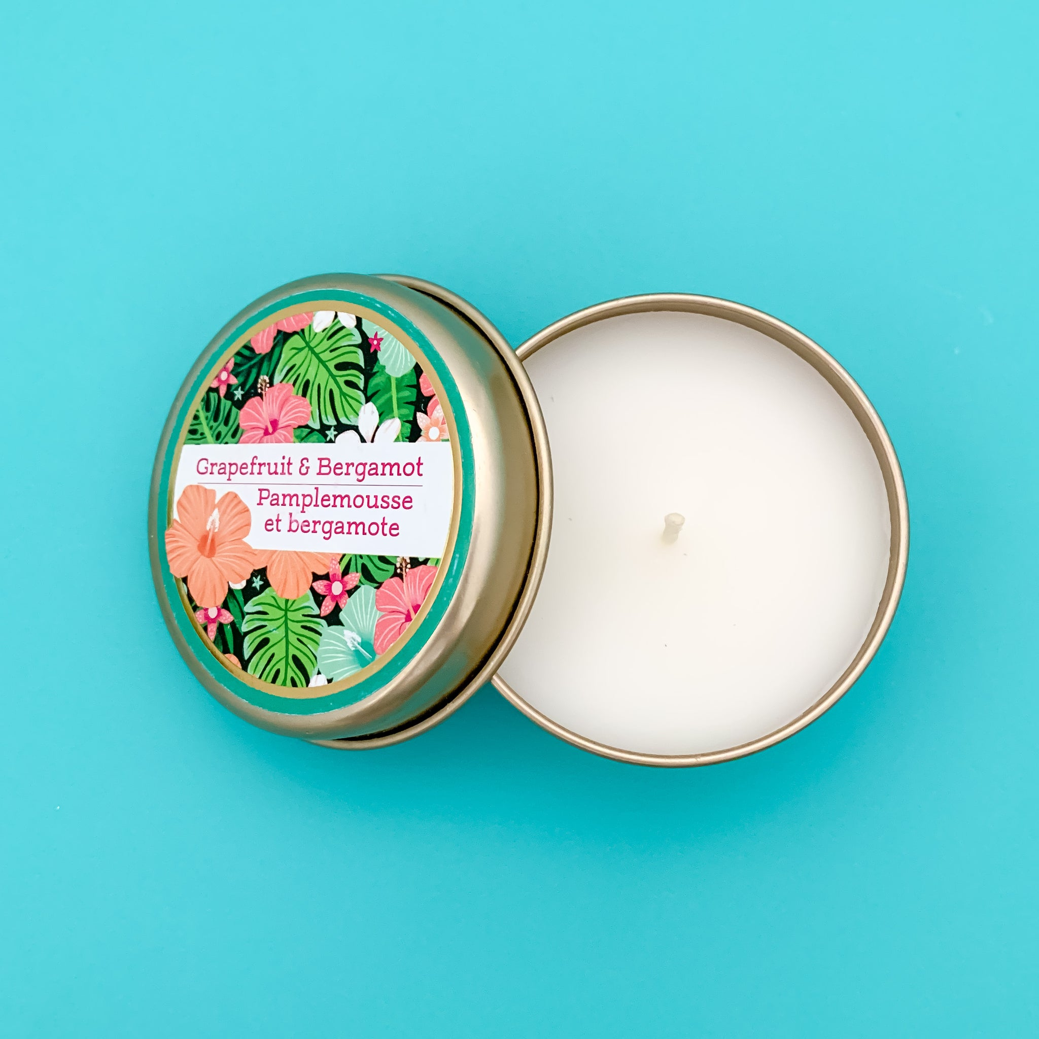 Tropical Scented Candle