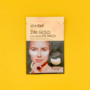+ 24K Gold Collagen Eye Patch