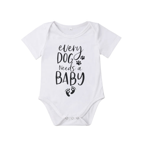 ff8043ddc Every Dog Needs a Baby Onesie ...