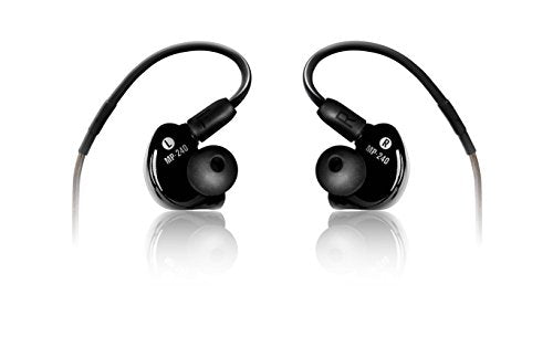 Mackie in-Ear Headphones and Monitors, Dual Hybrid Driver (MP-240)