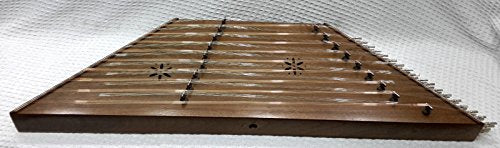 Persian Professional Santoor Santur Dulcimer with Hard Case