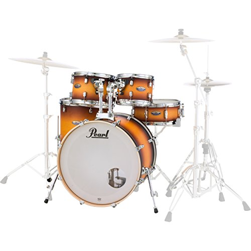 Pearl DMP905P/C225 Decade Maple 5-pc. Shell Pack, Classic Satin Amburst