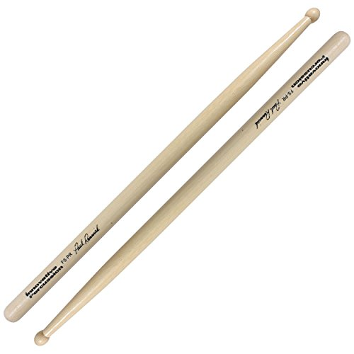 Innovative Percussion FSPR Marching Snare Field Series Paul Rennick Signature Drumsticks with Long Taper