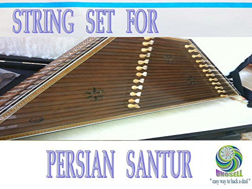 STRING SET FOR PERSIAN STRING INSTRUMENT SANTUR SANTOOR