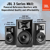 "JBL 305P MkII 5"" 2-Way Powered Studio Monitor"