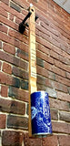 """The Edison"" Hand-made Electric One-String Canjo / Tin Can Banjo"