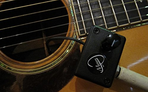12 STRING GUITAR PICKUP with FLEXIBLE MICRO-GOOSENECK by Myers Pickups ~ See it in ACTION! Copy and paste: myerspickups.com