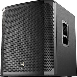 "Electro-Voice ELX200-18SP 18"" 1200 Watt Powered Subwoofer"