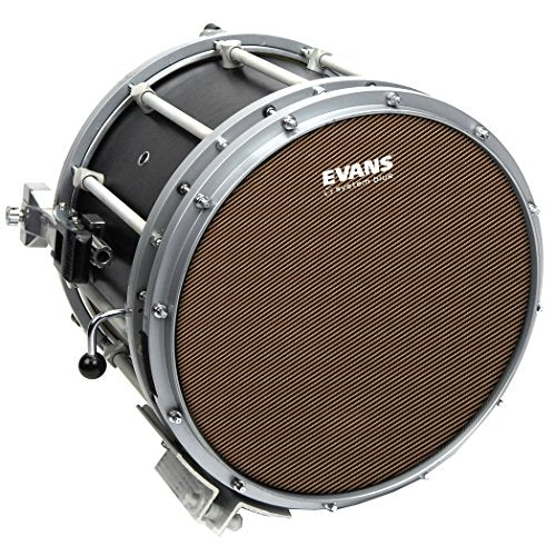 Evans SB13MSB System Blue Marching Snare Drum Head, 13 Inch
