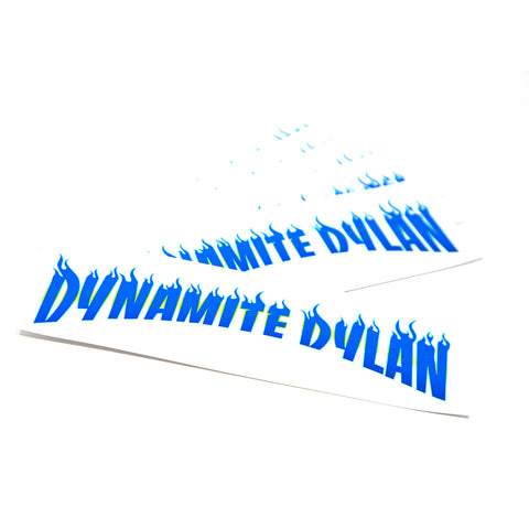 Dynamite Dylan Sticker Pack