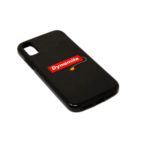 Dynamite Dylan iPhone Case
