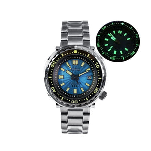 Proxima Blue Dial Tuna (HIMQ logo) - WR Watches PLT