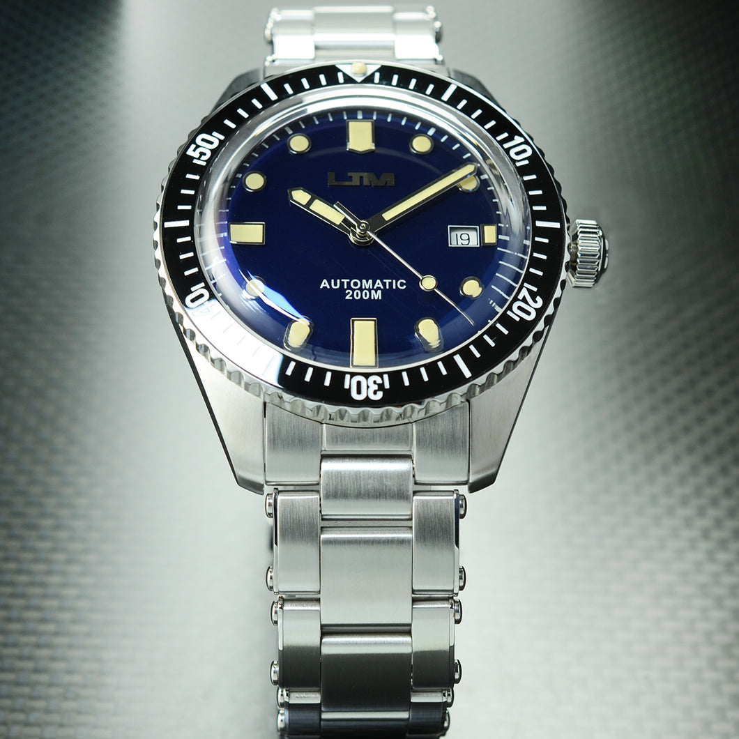 San Martin Diver 65 - WR Watches PLT